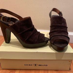 Lucky Brand LK - Priya High Heel Slingback